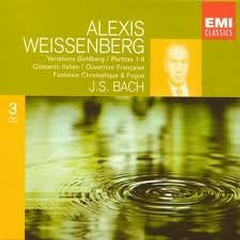 Bach - Goldberg Variations, Partitas CD 2 (No. 2) - Alexis Weissenberg