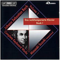 J.S. Bach - Complete Keyboard Works (No. 1) - Masaaki Suzuki