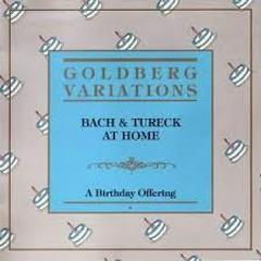 Goldberg Variations - Bach & Tureck At Home (No. 2)