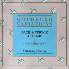 Goldberg Variations - Bach & Tureck At Home (No. 3) - Rosalyn Tureck