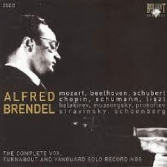 Alfred Brendel - The Complete Vox, Turnabout And Vanguard Solo Recordings CD 20