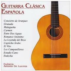 Spanish Guitar Collection - Guitarra Clasica Espanola CD 1