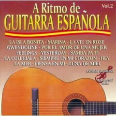 Spanish Guitar Collection - Spanish Guitar Best Hits, Volume 2 - Antonio De Lucena,Various Artists