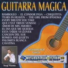 Spanish Guitar Collection - Guitarra Magica CD 1 - Sergi Vicente