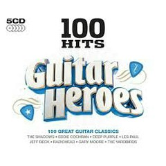 100 Hits Guitar Heroes CD 5 (No. 2)