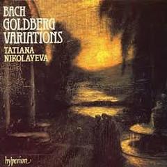 Bach - Goldberg Variations (No. 2) - Tatiana Nikolayeva