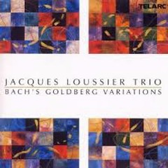 Jacques Loussier Trio - Bach's Goldberg Variations (No. 1) - Jacques Loussier Trio