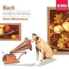 Bach - Goldberg Variations (No. 3) - Alexis Weissenberg