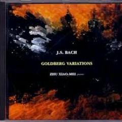 J.S.Bach - Goldberg Variation (No. 2) - Zhu Xiao-Mei