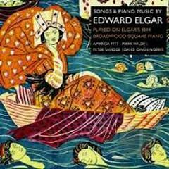Songs & Piano music By Edward Elgar CD 1 (No. 1)