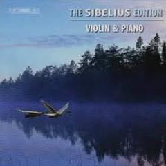 The Sibelius Edition, Vol. 6 - Violin & Piano CD 4 (No. 2)