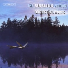 The Sibelius Edition, Vol. 8 - Orchestral Works CD 4