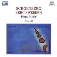 Schoenberg, Berg, Webern - Piano Music (No. 2)