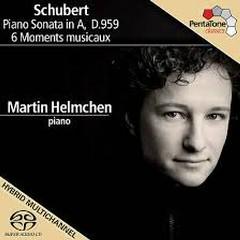 Schubert - Piano Sonata In A, D. 959; 6 Moments Musicaux - Martin Helmchen