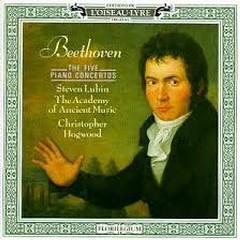 Beethoven - The Five Piano Concertos CD 3