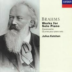 Brahms - Works For Solo Piano CD 2