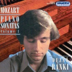 Mozart - Piano Sonatas Vol. 1 CD 2
