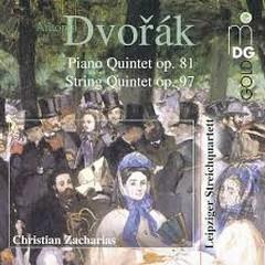 Dvorák - Piano Quintet; String Quintet