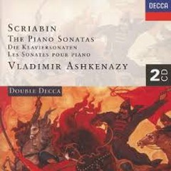 Scriabin - Piano Sonatas CD 1