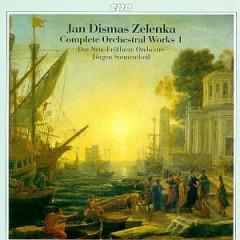 Zelenka - Complete Orchestra Works Vol 1 - Jurgen Sonnentheil,Das Neu-Eroffnete Orchestre