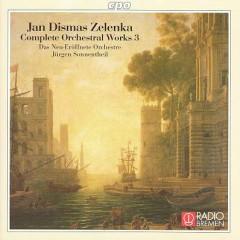 Zelenka - Complete Orchestra Works Vol 3
