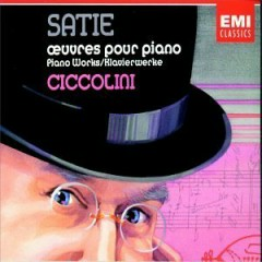 Satie - Piano Works CD 2 (No. 1)