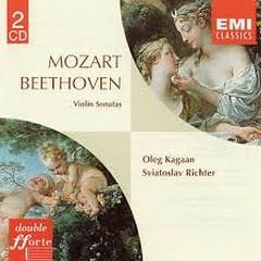 Mozart & Beethoven - Violin Sonatas CD 1 - Oleg Kagan,Sviatoslav Richter