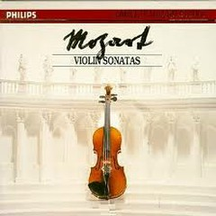 Mozart - Violin Sonatas CD 5 (No. 1)