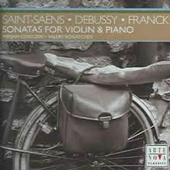 Debussy,  Frack - ASonatas For Violin And Piano