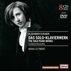 Alexander Scriabin - The Solo Piano Works CD 6 (No. 1)