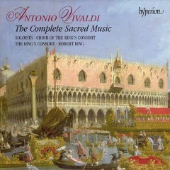 Antonio Vivaldi - The Complete Sacred Music Vol 8 (No. 1)