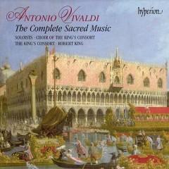 Antonio Vivaldi - The Complete Sacred Music Vol 8 (No. 2)