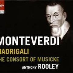 Claudio Monteverdi - Madrigali CD 5