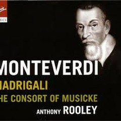 Claudio Monteverdi - Madrigali CD 7