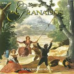 Granados - Complete Piano Works CD 4