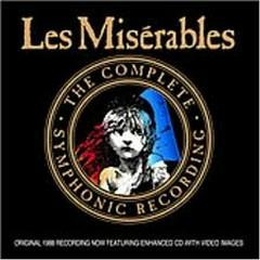 Les Miserables - Complete Symphonic Recording CD 1
