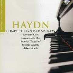 Haydn  - Complete Keyboard Sonatas CD 2