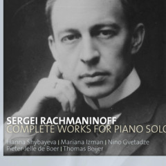 Sergei Rachmaninoff - Complete works For piano solo CD 4