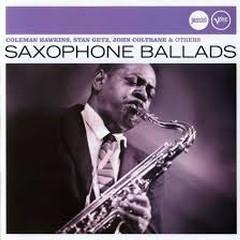 Saxophone Ballads - Various Artists