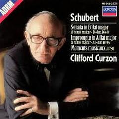 Schubert -  Sonata In B Flat Major; Impromptu In A Flat Major; Moments Musicaux