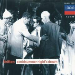 Britten - A Midsummer Night's Dream CD 1 (No. 2) - Alfred Deller,Various Artists