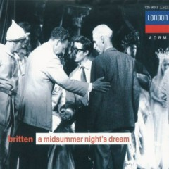 Britten - A Midsummer Night's Dream CD 2 (No. 1)