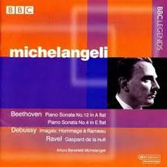 Beethoven Sonatas; Debussy Images; Ravel Gaspard De La Nuit