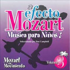 El Efecto Mozart CD 3 - Mozart En Movimiento