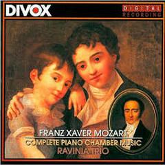 Franz Xaver Mozart - Complete Piano Chamber Music