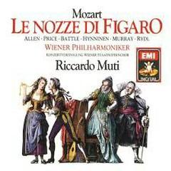 Mozart - Le Nozze Di Figaro CD 2 (No. 2) - Riccardo Muti,Vienna Philharmonic