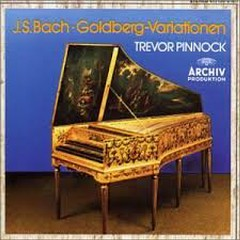 Bach - Goldberg Variations (No. 1) - Trevor Pinnock