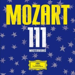 Mozart 111 Masterworks  CD 34 - Mozart Sonatas For Piano Duet K.448, K.497 - Christoph Eschenbach,Justus Frantz