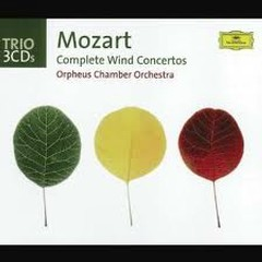 Mozart - Complete Wind Concertos CD 1 - Orpheus Chamber Orchestra