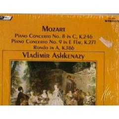 Mozar -  Piano Concerto No. 8 & No. 9 - Vladimir Ashkenazy,István Kertész